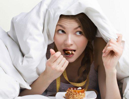 Как да се справим с нощния глад